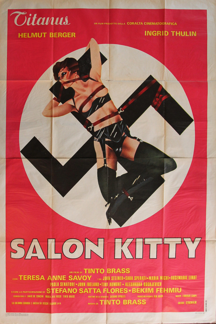 Madam Kitty - Italian 4F Manifesto