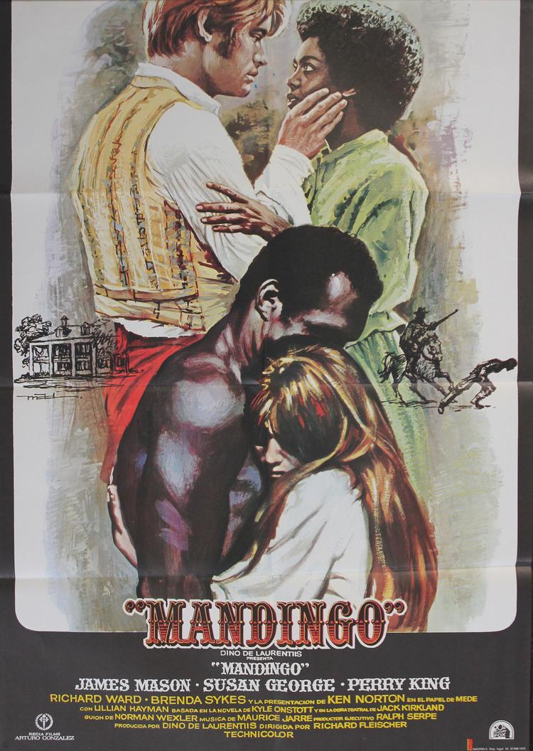 Mandingo - Spanish