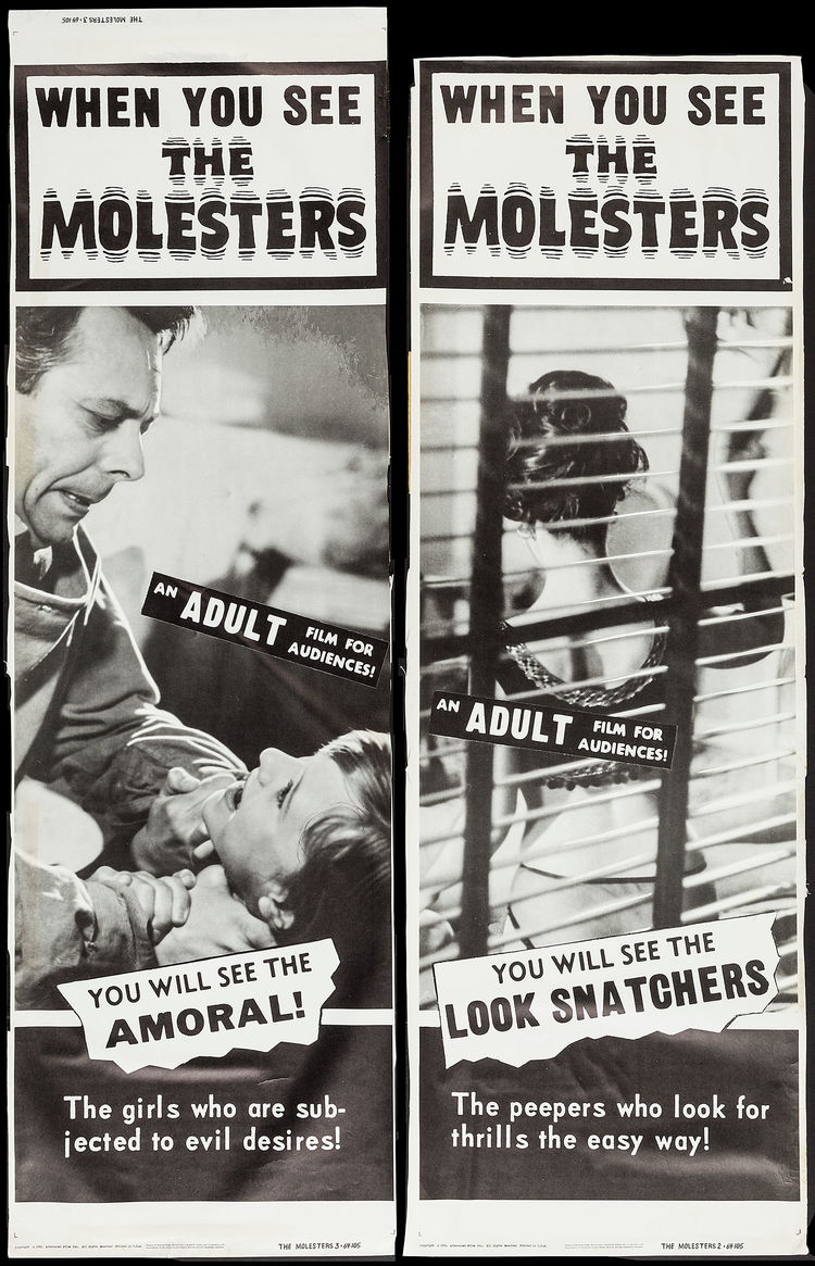 The Molesters - US Door Panel