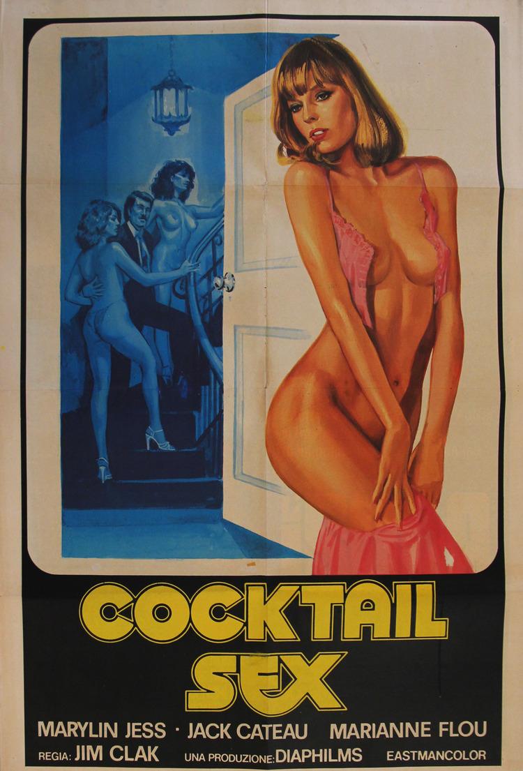 Cocktail Porno - Italian 2F Manifesto