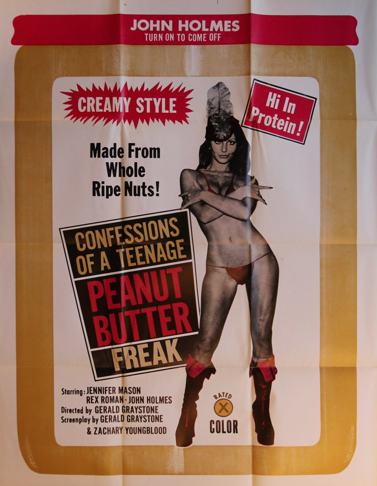 Confessions of a Teenage Peanut Butter Freak - US 25 x 32