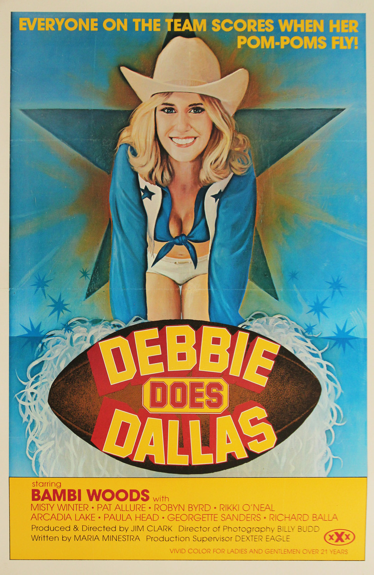 Debbies Does Dallas - US 1 Sheet