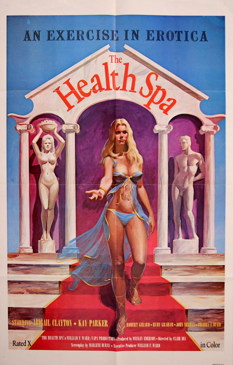 Health Spa - US 1 Sheet