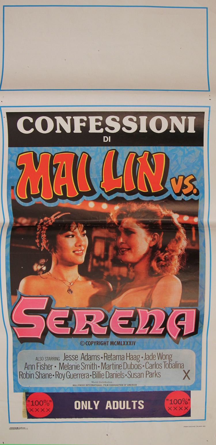 Mai Lin VS Serena - Locandina
