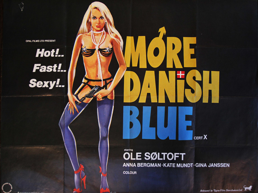 More Danish Blue - UK Quad