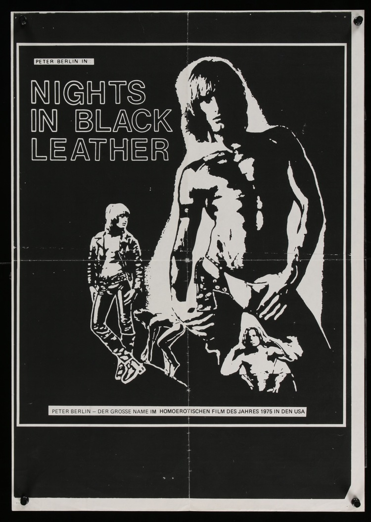 Nights in Black Leather - German