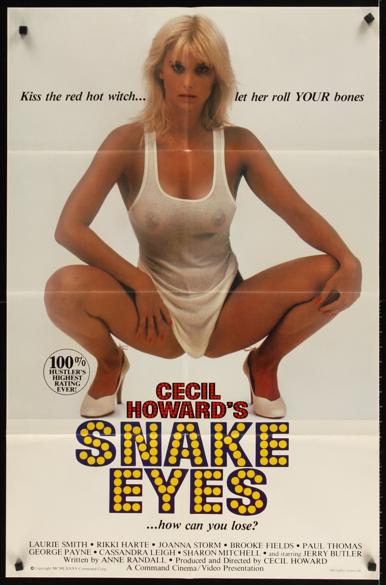 Snake Eyes - US 1 Sheet