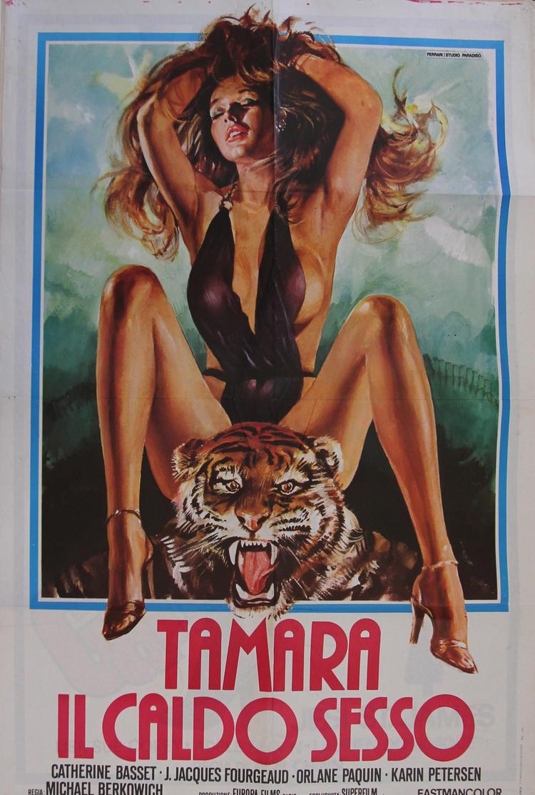 Tamara - Italian 2F Manifesto