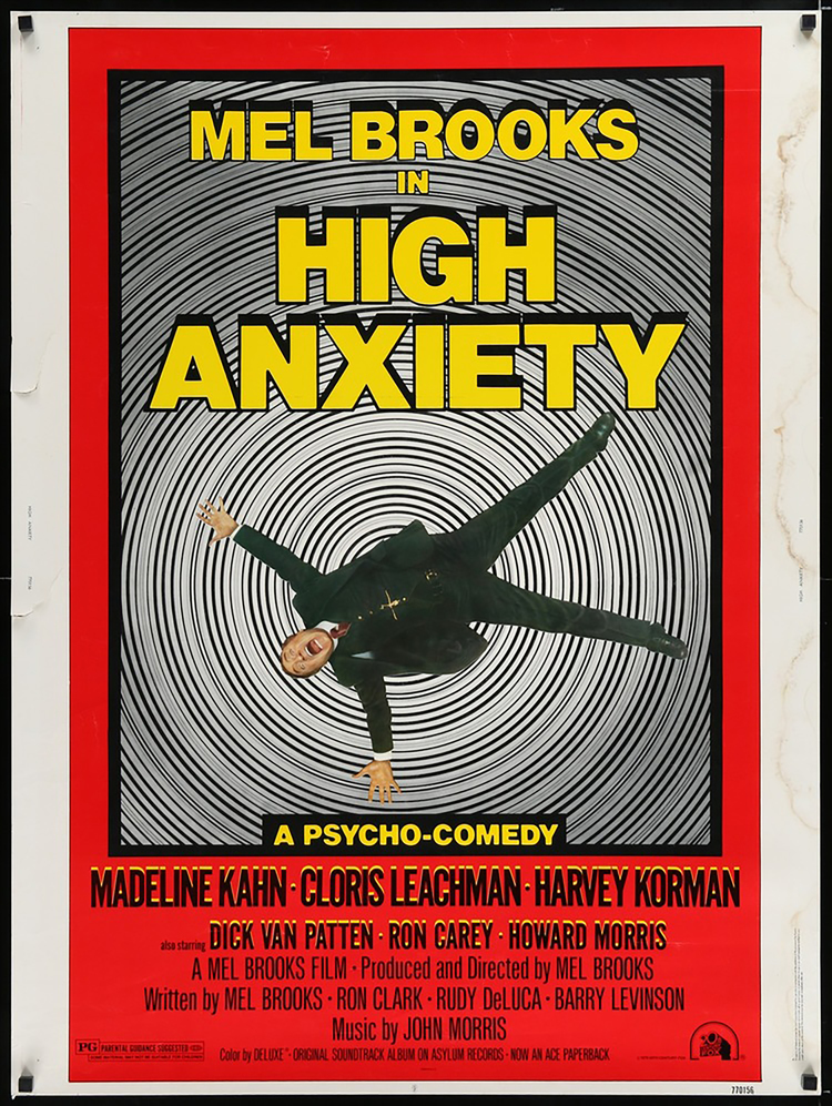 High Anxiety 30x40