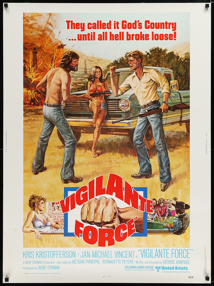 Vigilante Force - US 30 x 40