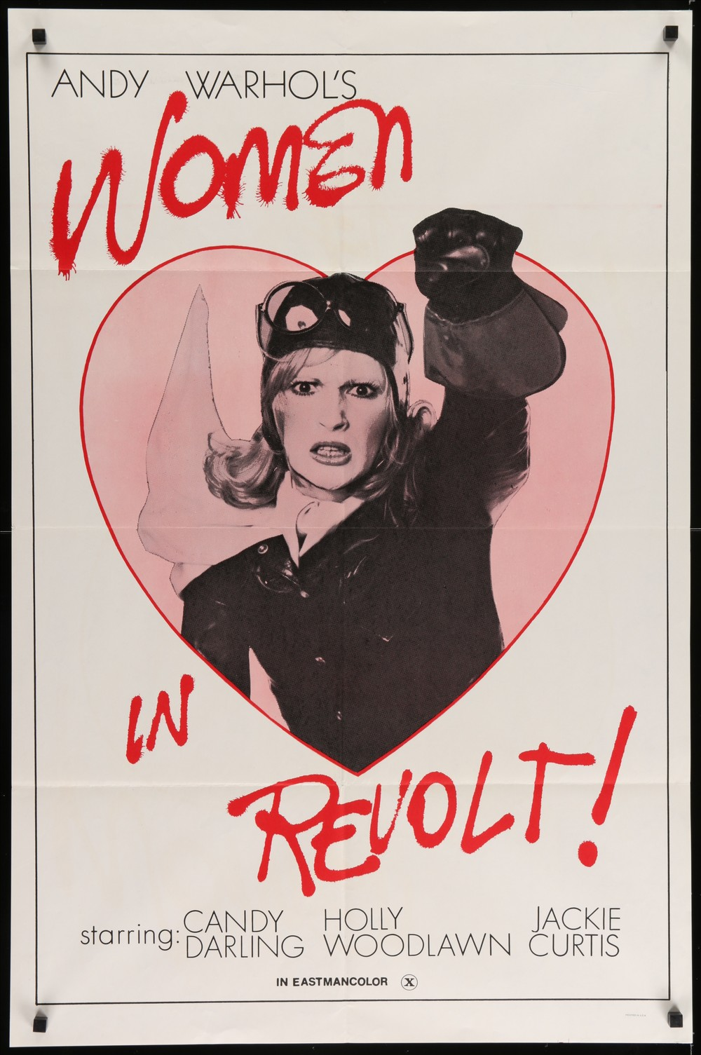 Women In Revolt! - US 1 Sheet