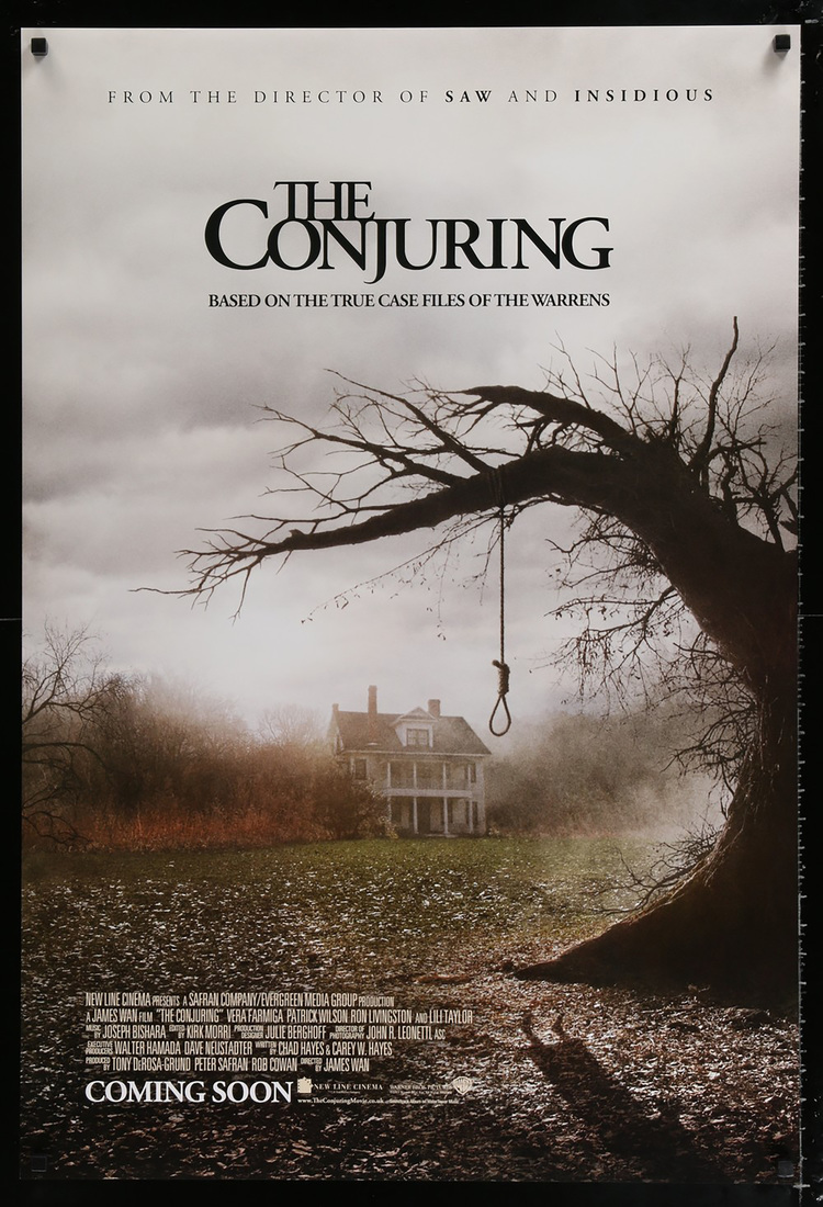 Conjuring, The - US 1 Sheet