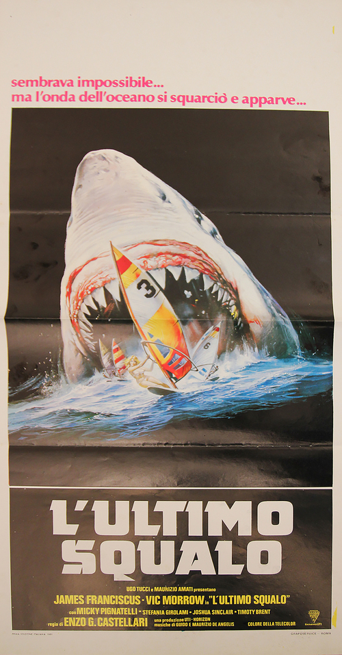 Last Shark - LOCANDINA