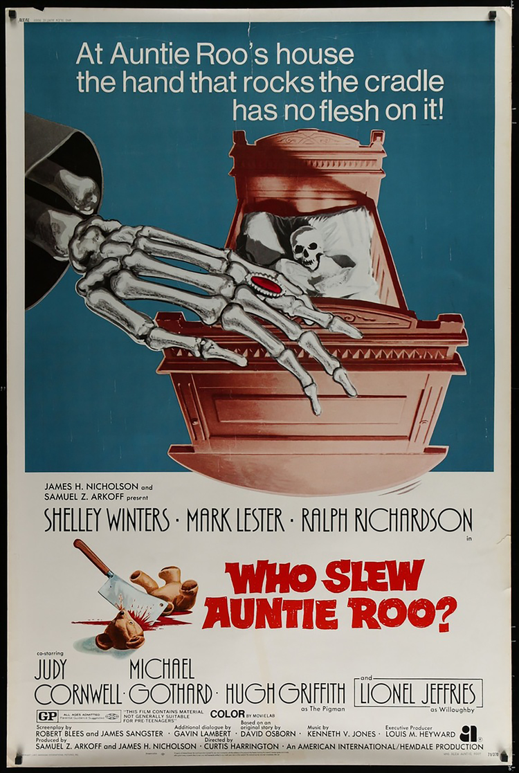 Who Slew Auntie Roo? - US 40x60