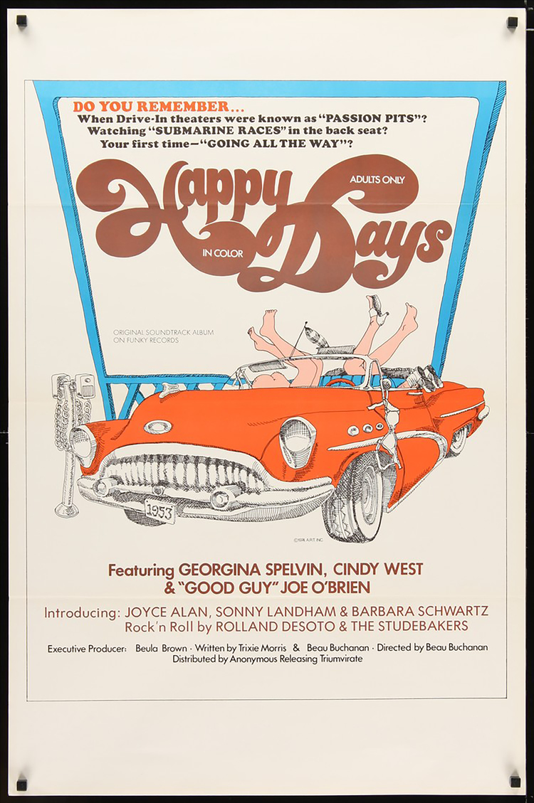 Happy Days - US 1 Sheet