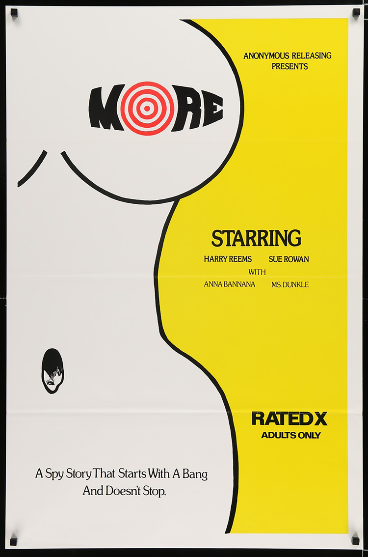 More (XXX) - US 1 Sheet