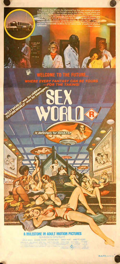 Sex World - AUSTRALIAN DAYBILL