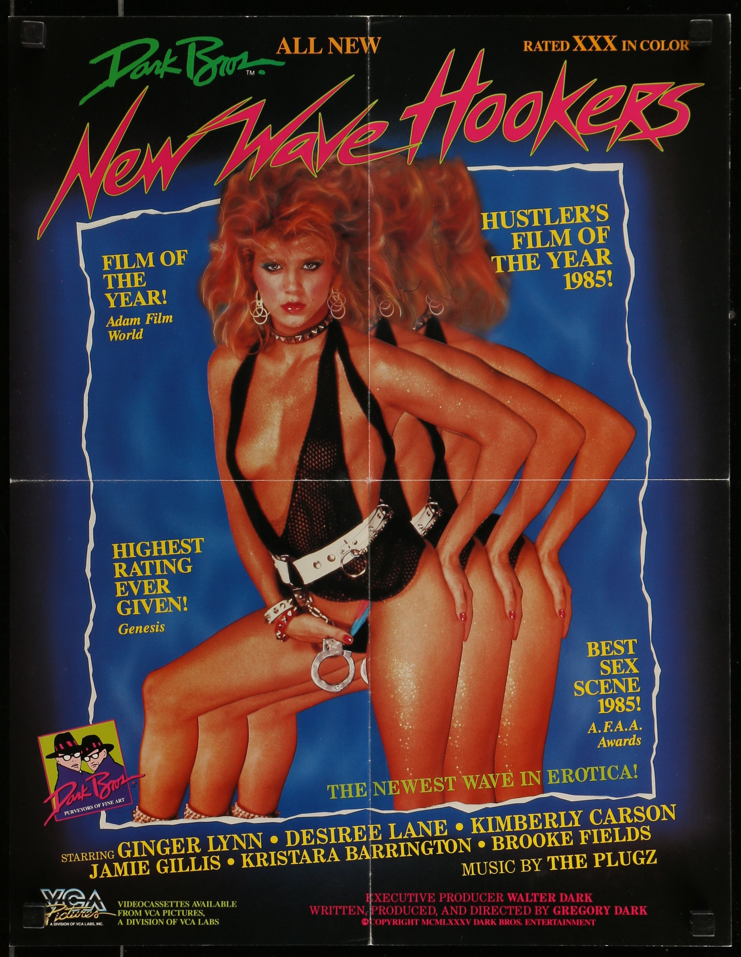 New Wave Hookers Video