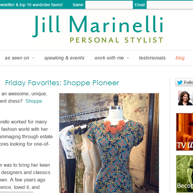 Jill Marinelli shares what her favorites are at our store.