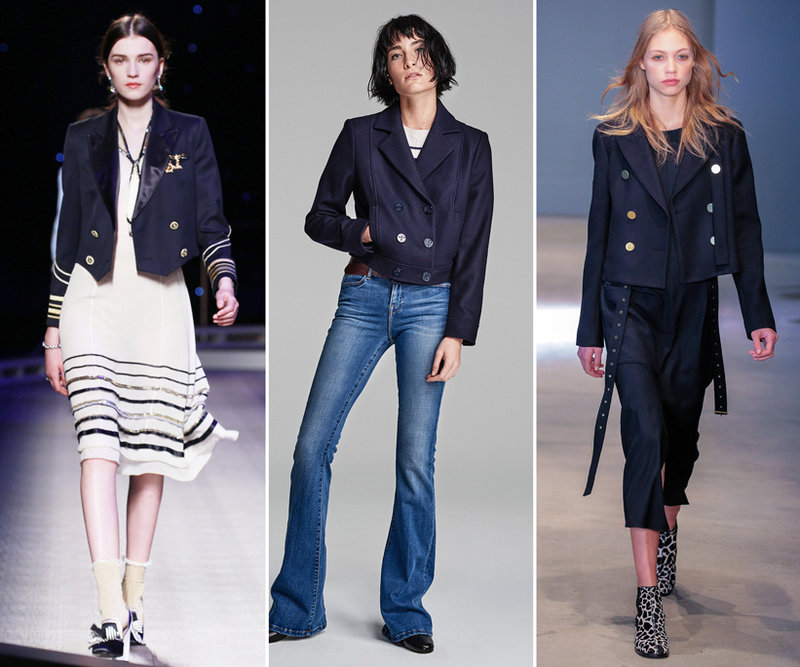 A touch of Brit could be seen at both Tommy Hilfiger's, Frame Denim's, as well as Tibi's runway's this fall in NYC. Traditionally the classic Englishman look was typically claimed by Burberry, however in recent seasons this style has been produced by many high end designers!