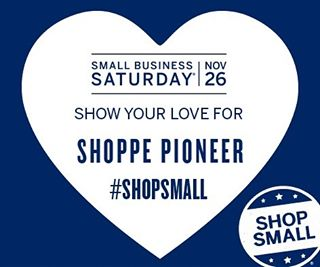 Show us some LOVE on small business Saturday! 15% off entire store Friday & Saturday.