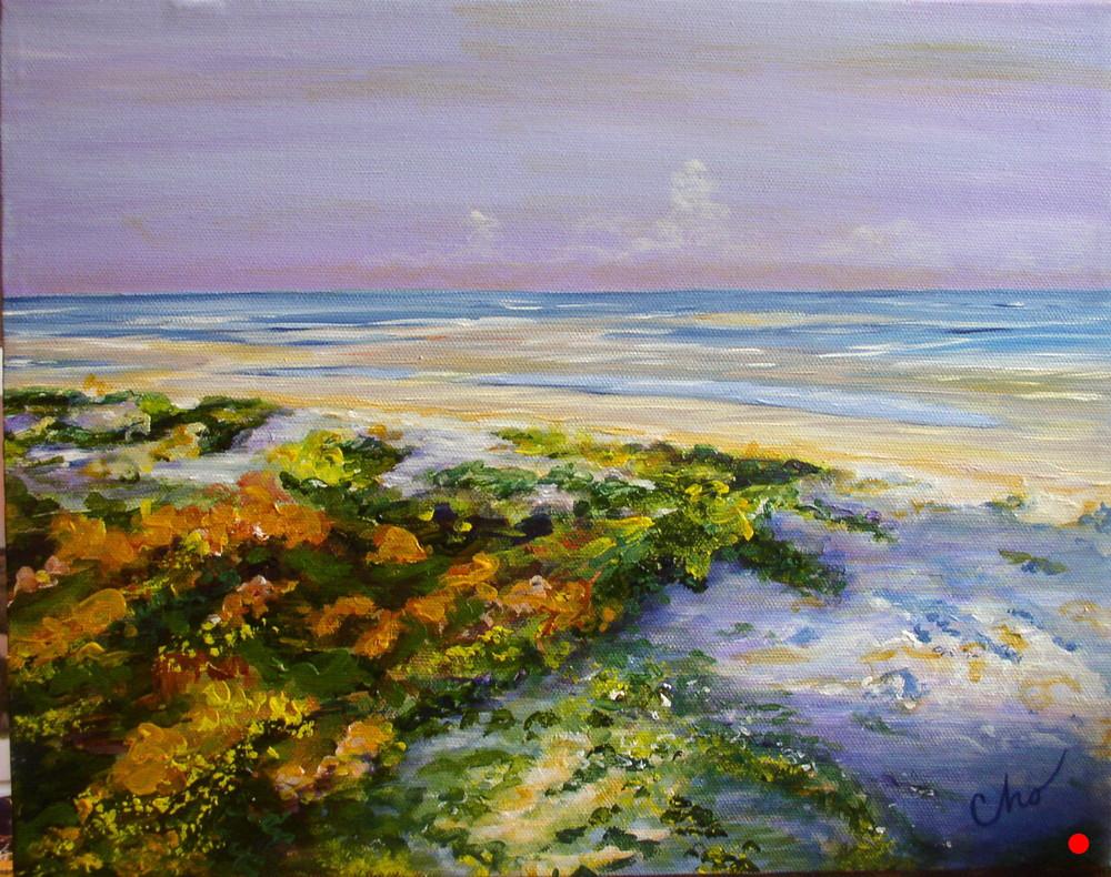 Island Beach #2 12x6