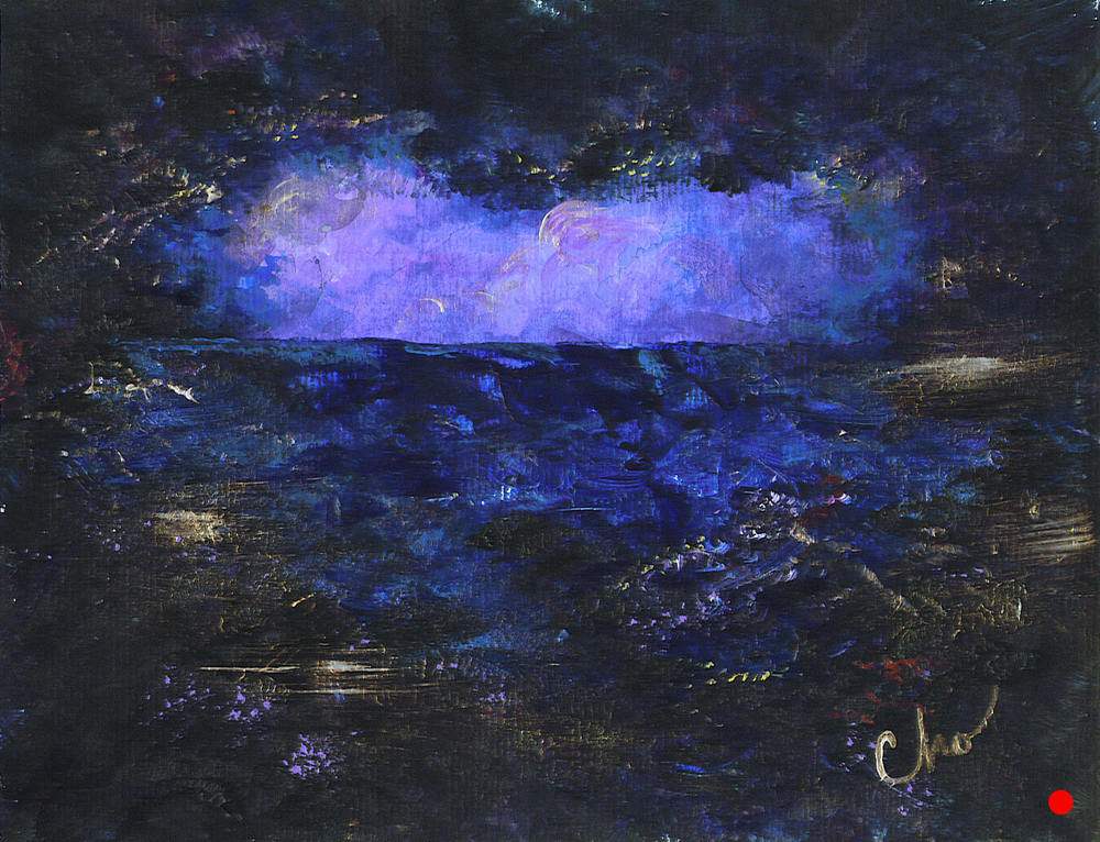 The Indigo Sea (No. 3)
