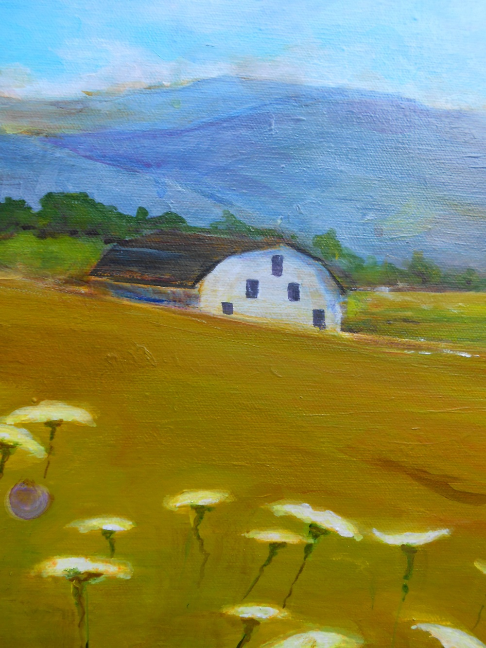 Shenandoah Valley 24 x 30 August 2014 (detail4).JPG