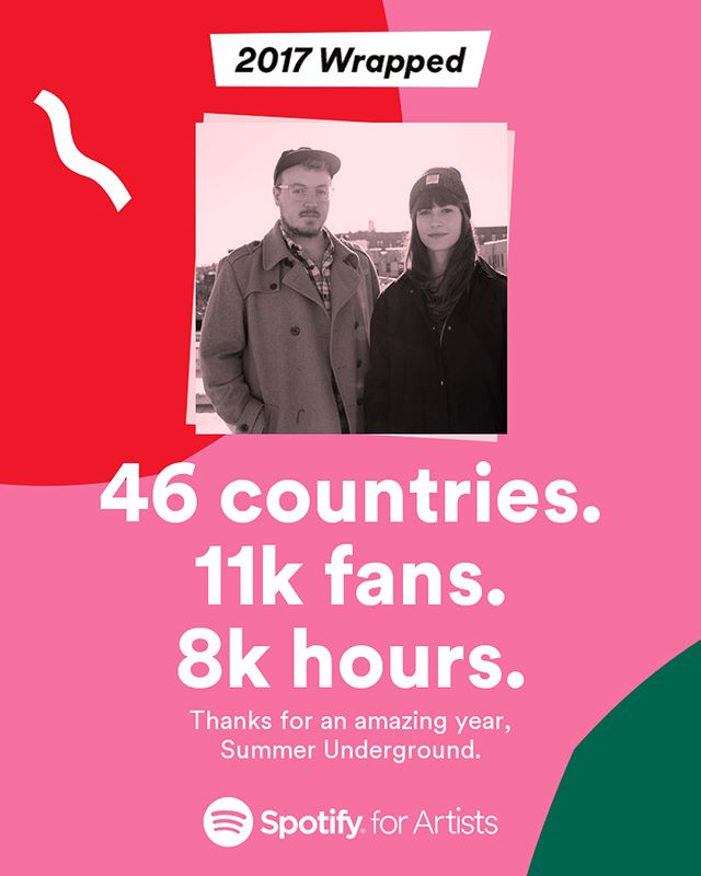 Thanks for listening 👂🏻 ❤️