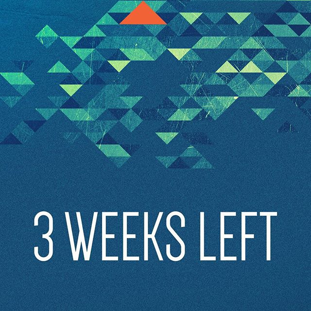 3 weeks left to sign up for the Day Conference! Head over to godisbiggerministries.com and sign up! #gibdc2k15 #dowhatyouwantto