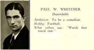 From the 1932 Hickory High School yearbook.