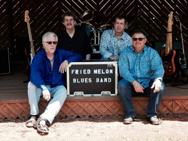 Image result for fried melon blues band