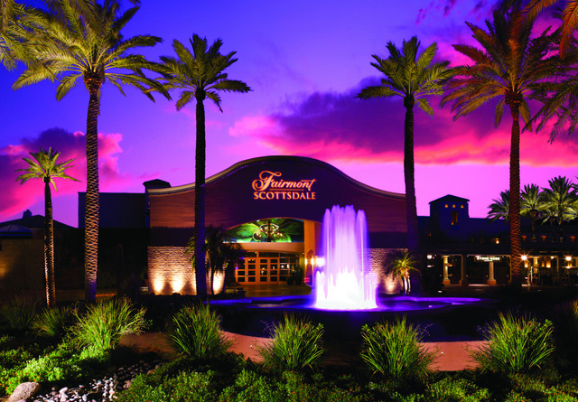 FAIRMONT SCOTTSDALE GOLF & SPA FOR 2 - 3-night stay at the Fairmont Princess - Airfare for 2 - Daily breakfast - $500 in Fairmont gift cards for golf and/or spa - Blackout dates: Thanksgiving, Christmas, New Year's - Must be booked a minimum of 60 days in advance