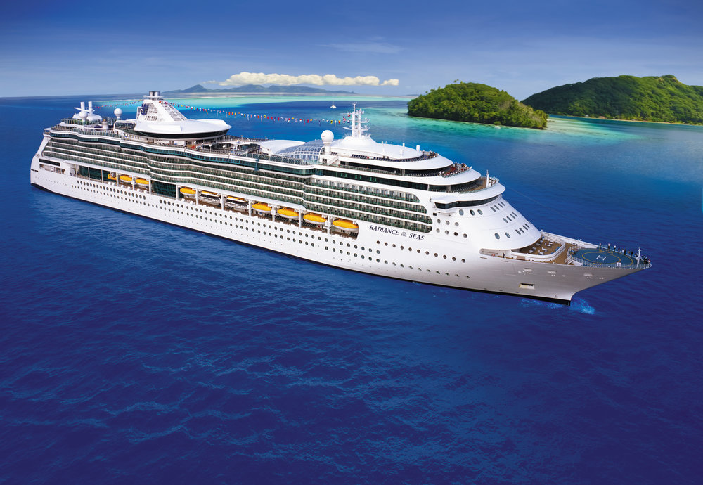 ROYAL CARIBBEAN CRUISE FOR 2 (4 OR 5 NIGHTS) - Choose between the Bahamas and Caribbean - Ocean View Room - Black out dates include last two weeks of December - Must be booked a minimum of 60 days in advance