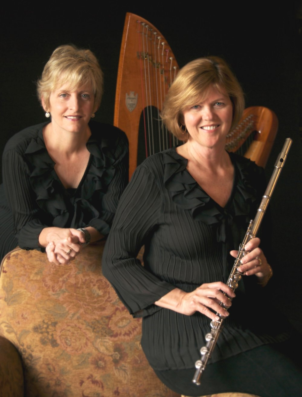Denise Baxter-Yoder (L) and Suzanne Williams (R)