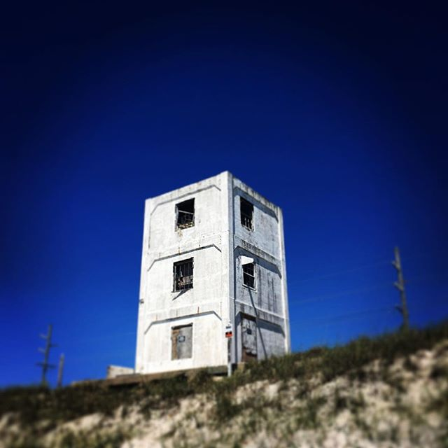 All along the watchtower.