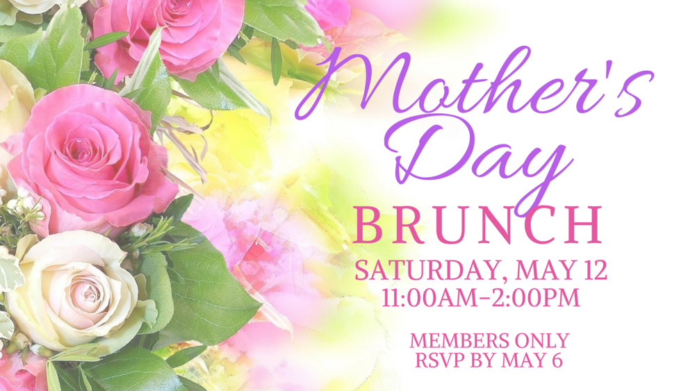 Members, Register by May 12th at  wogbmothersdaybrunch2018.eventbrite.com   Contact the church for more info: 410.664.6454 or info@wobaltimore.org.