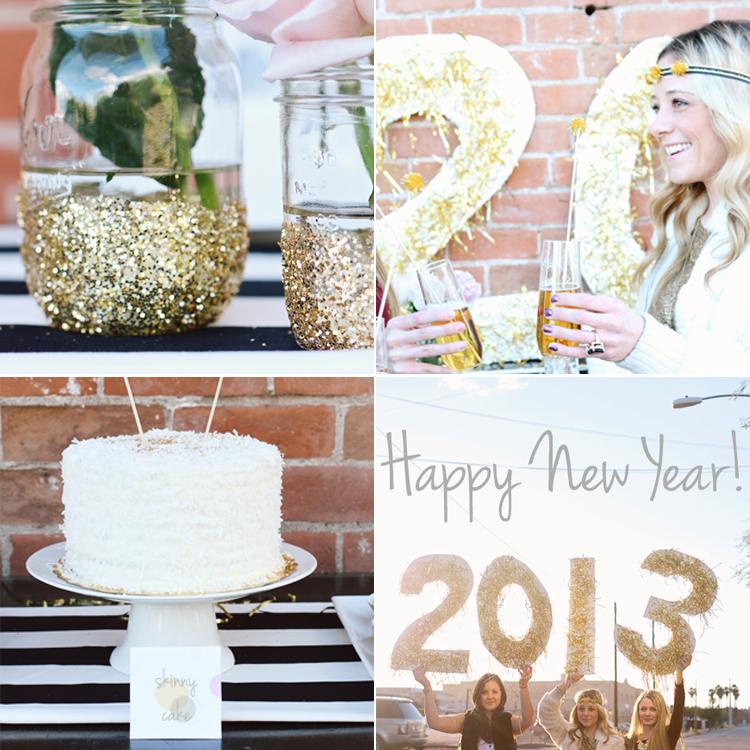 New Years Eve Party Printables — Kristi Murphy | DIY Blog
