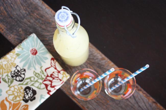 Lavendar Lemonade