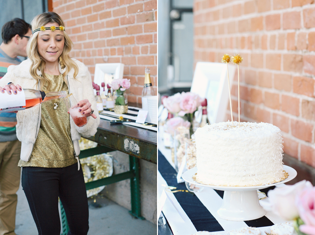 Retro Chic New Years Eve Party For Lauren Conrad Kristi Murphy Diy Ideas
