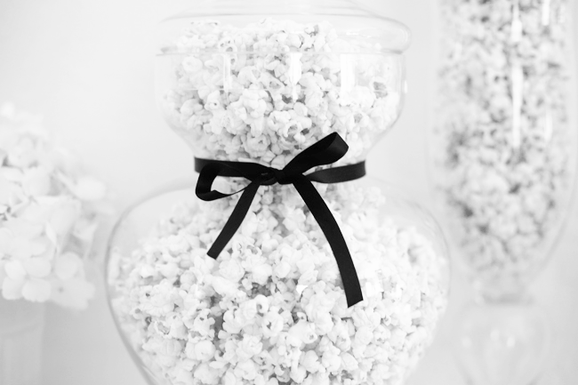 Oscars Party Popcorn Ideas
