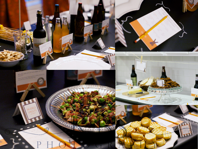 30th Birthday Beer Tasting Party Printables Kristi