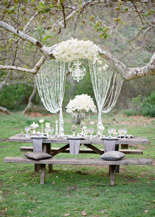 Springtime Tables