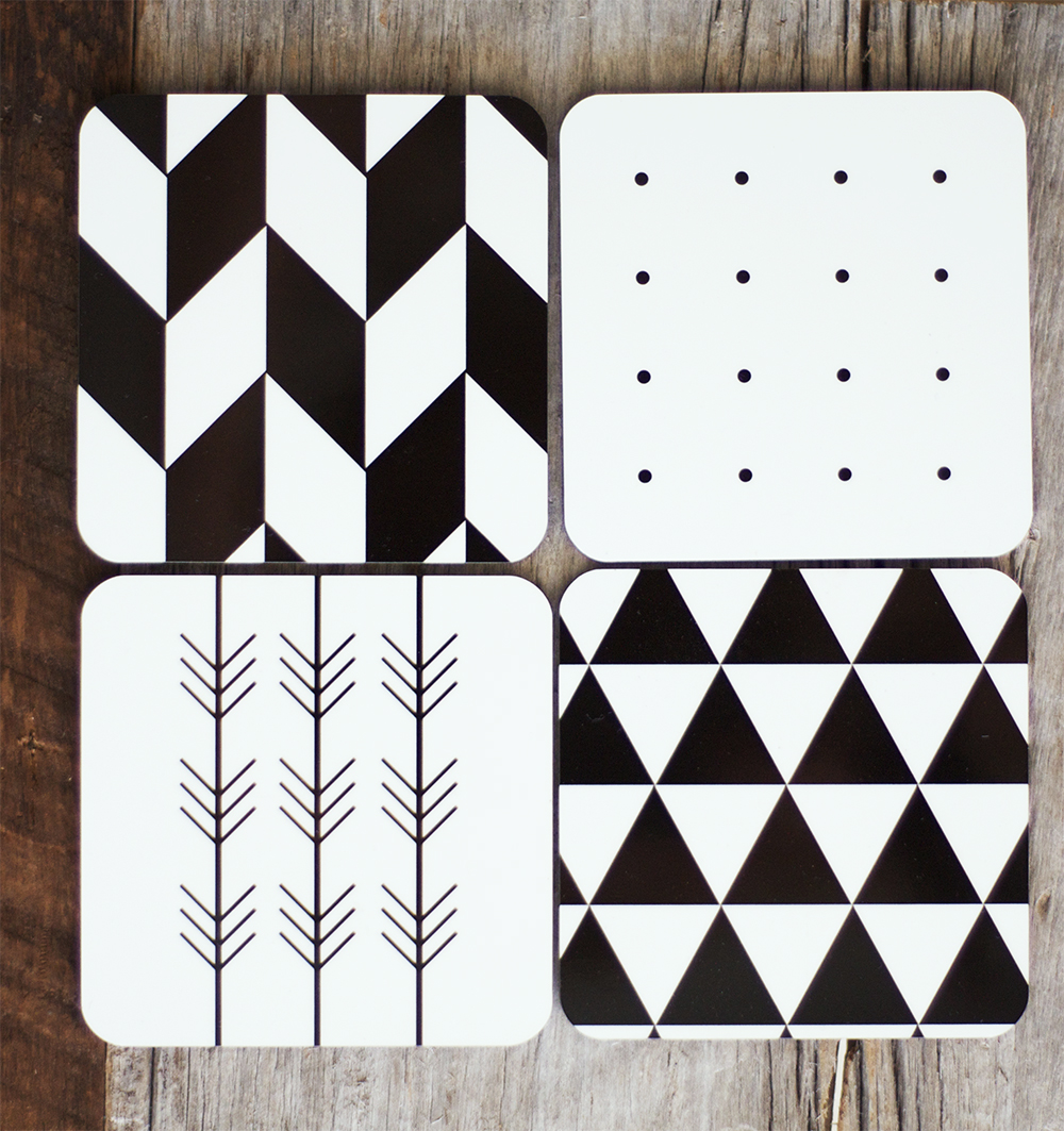 Diy decorating with shutterfly kristi murphy diy blog for Coaster design ideas