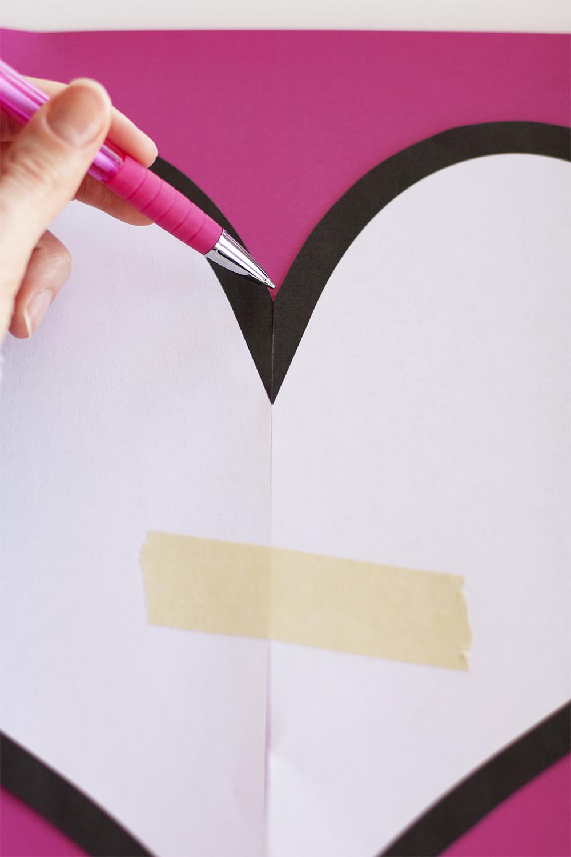 A Heart Y Breakfast In Bed Diy Valentine S Day Heart