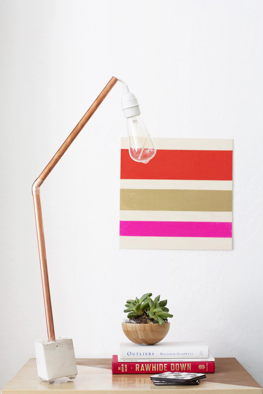 Lamp DIY