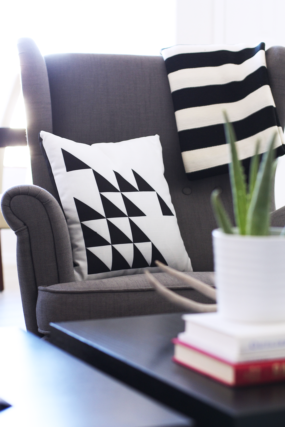 DIY Shutterfly Pillows
