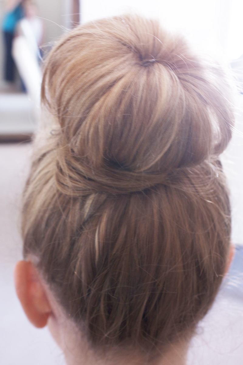 Big Bun Tutorial