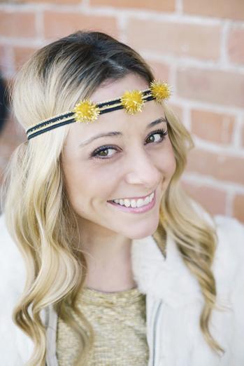 Sparkly NYE Headband