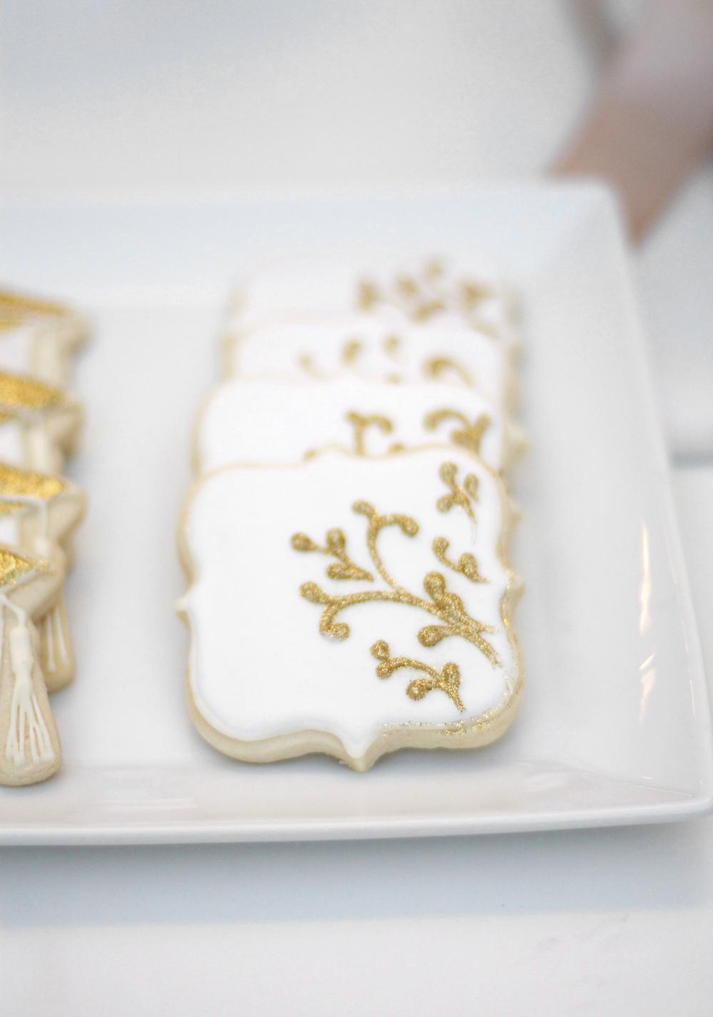 Grad Party Desserts
